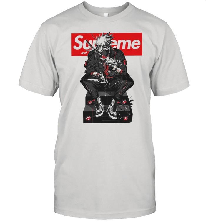 Anime Supreme Girl shirt