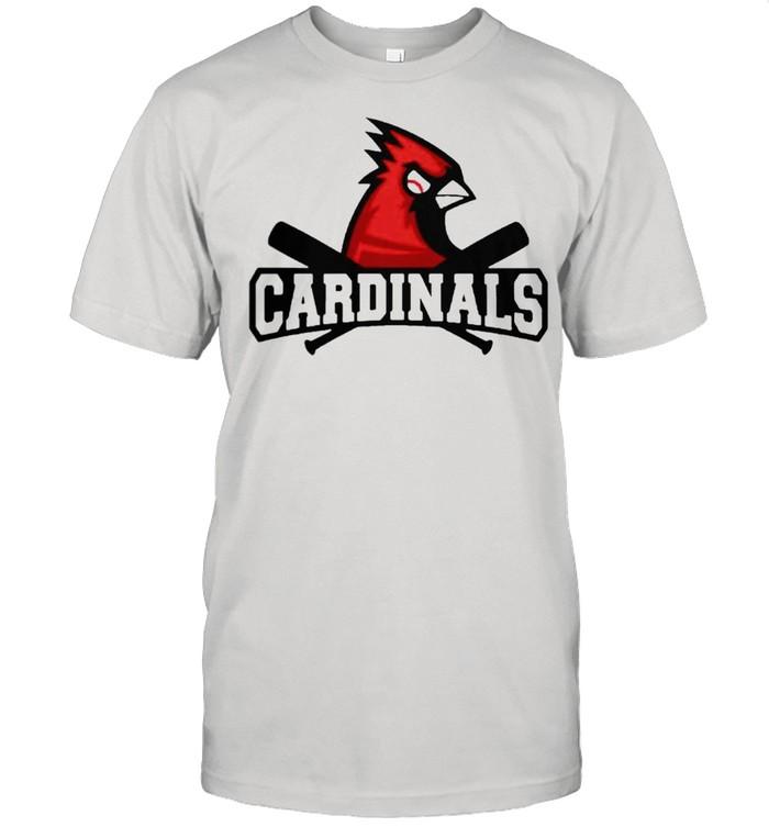 cardinals bird logo 2021 shirt