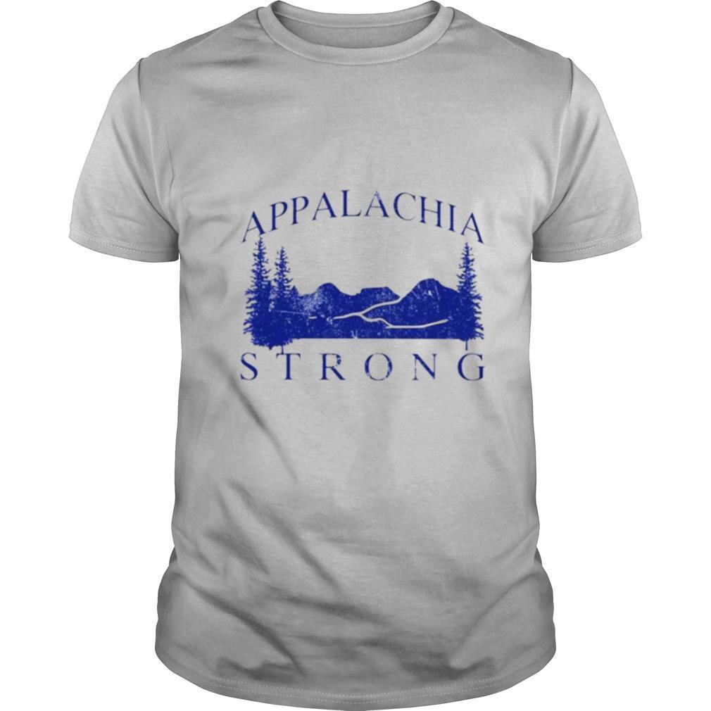 Mountain appalachia strong shirt Classic Men's