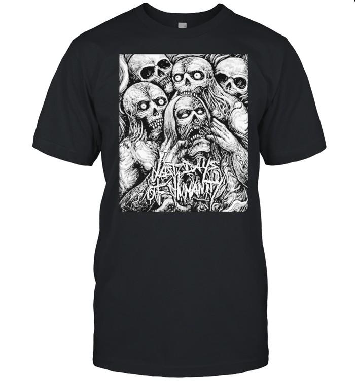 Hot Last Days of Humanity shirt Classic Men's T-shirt