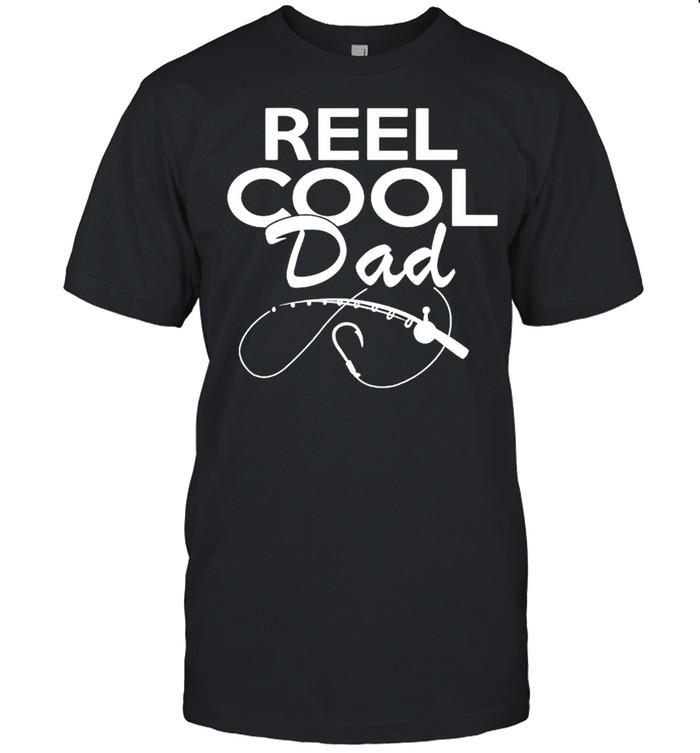 Fishing reel cool Dad shirt Classic Men's T-shirt
