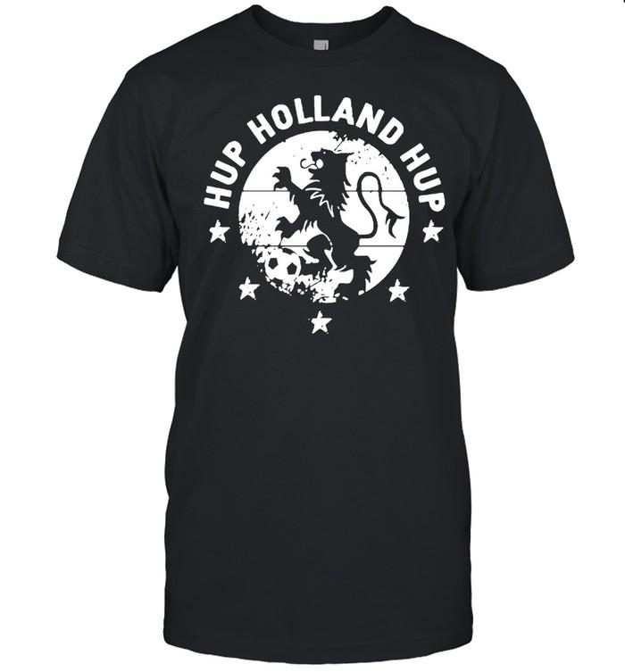 Lion Netherlands Hup Holland Hup  Classic Men's T-shirt
