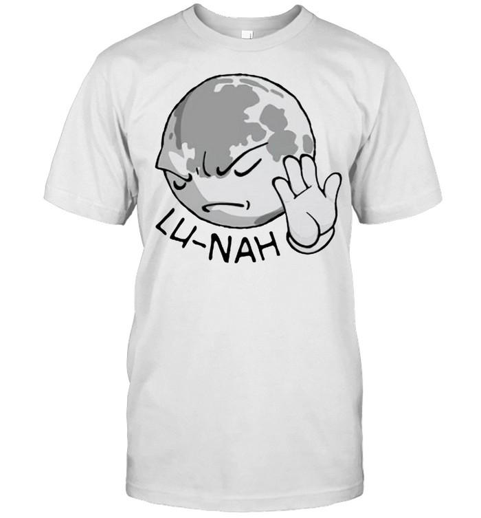 Moon lu nah shirt Classic Men's T-shirt