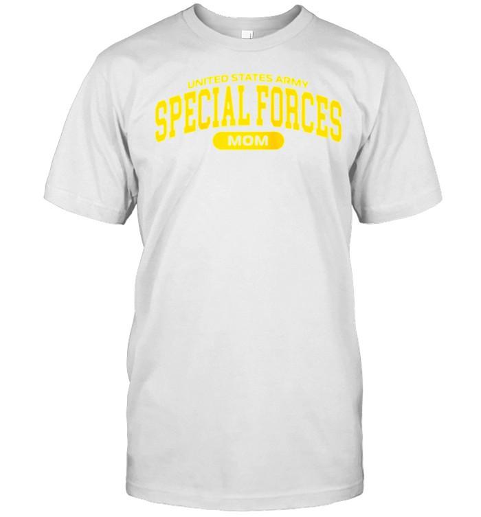 Proud Special Forces Mom shirt Classic Men's T-shirt