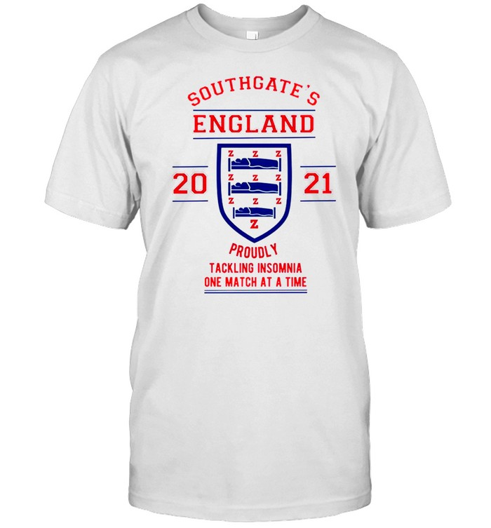 Southgates England tacking Insomnia shirt Classic Men's T-shirt