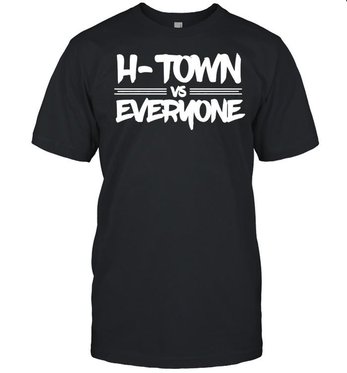 H Town vs everyone shirt Classic Men's T-shirt