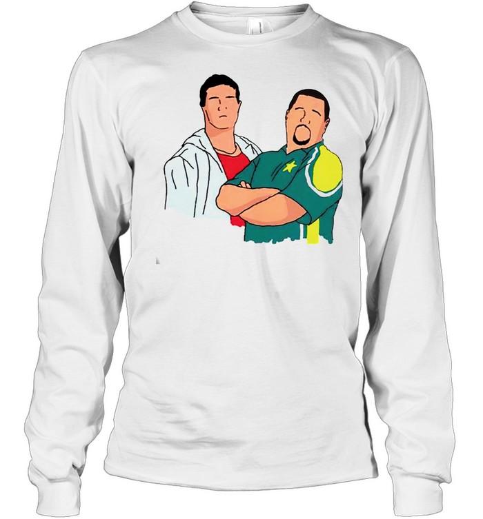 Max and Paddy shirt Long Sleeved T-shirt