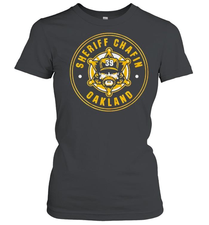 Sheriff Andrew Chafin shirt Classic Women's T-shirt