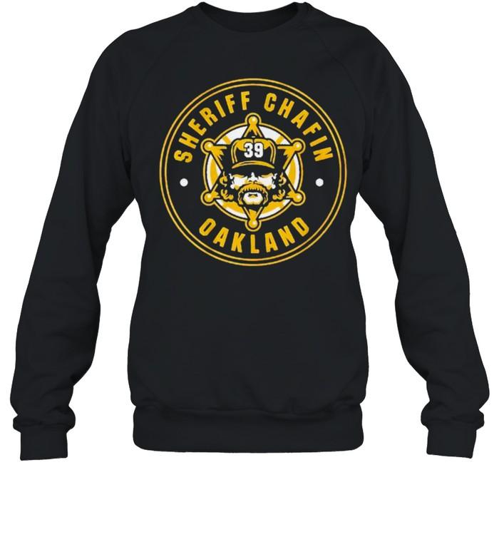 Sheriff Andrew Chafin shirt Unisex Sweatshirt