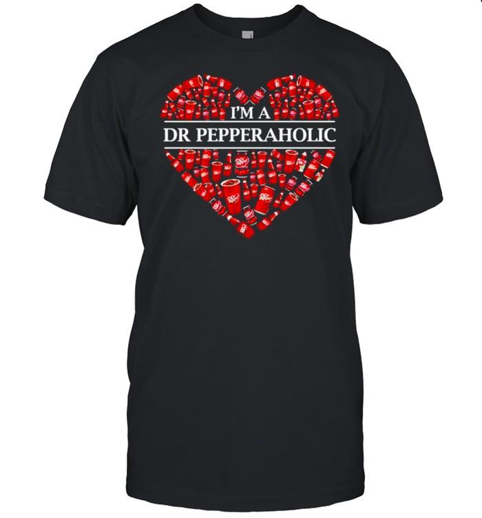 I'm a Dr Pepperaholic shirt Classic Men's T-shirt