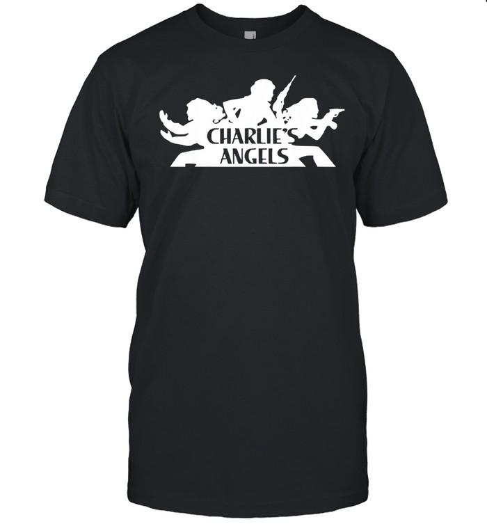 Charlie Angels Logo shirt Classic Men's T-shirt