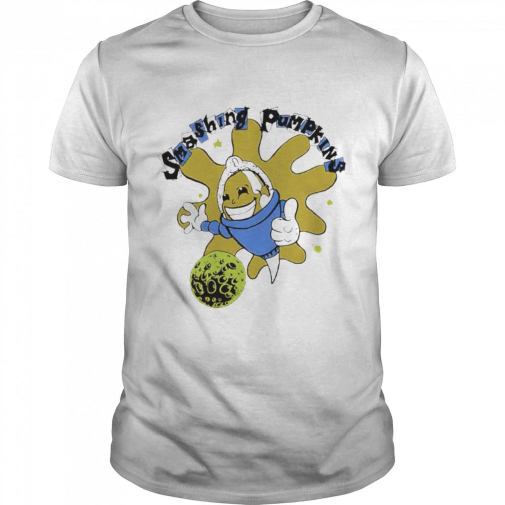 Smashing Pumpkins starla shirt Classic Men's T-shirt